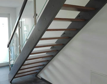 Treppen Projekt 05